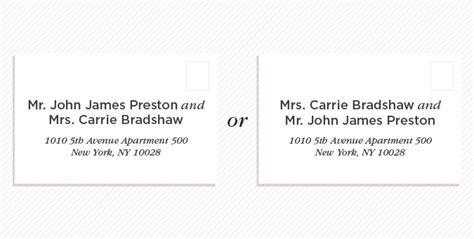 How to Address Wedding Invitations   Shutterfly