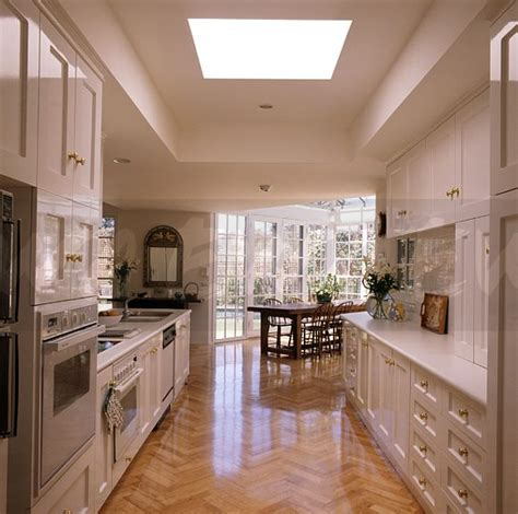 Kitchen Design Online Free image parquet flooring in modern white kitchen ewa