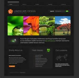Landscape Design Templates 71 Premium Psd Website Templates Free Premium Templates