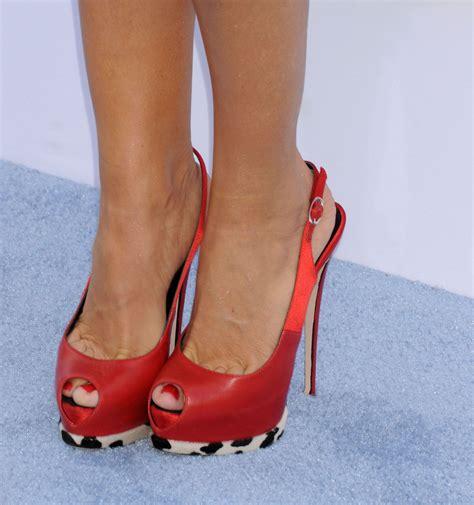 sofia vergara toes sofia vergara at happy feet two premiere in los angeles