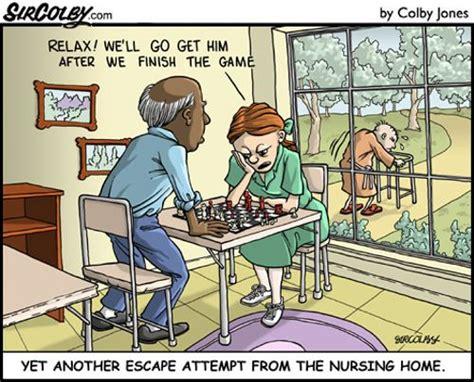 nursing home escapee  colby jones geezer guff