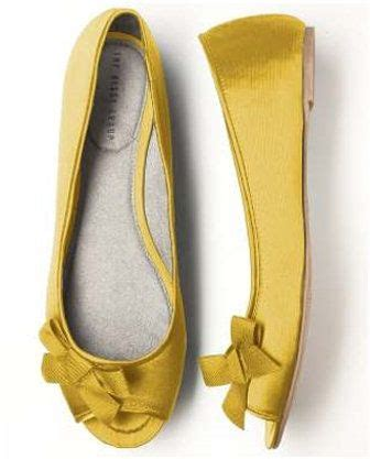 Yellow Ribbon Flat Shoes 37 12 best shoes for the wedding images on