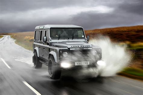french land rover first drive review twisted french edition defender 110