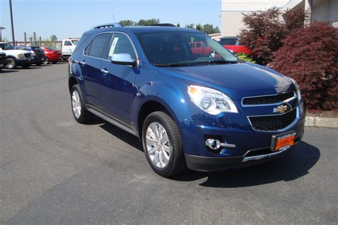 chevrolet equinox blue gamblin chevrolet tyson alan gamblin blog