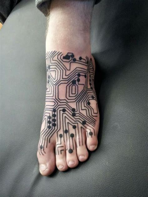tattoo on pc hand 20 men computer inspired tattoo ideas to repeat styleoholic