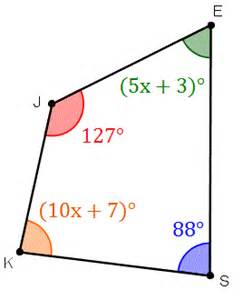 Sum Of Interior Angles Triangle Polygons Wyzant Resources