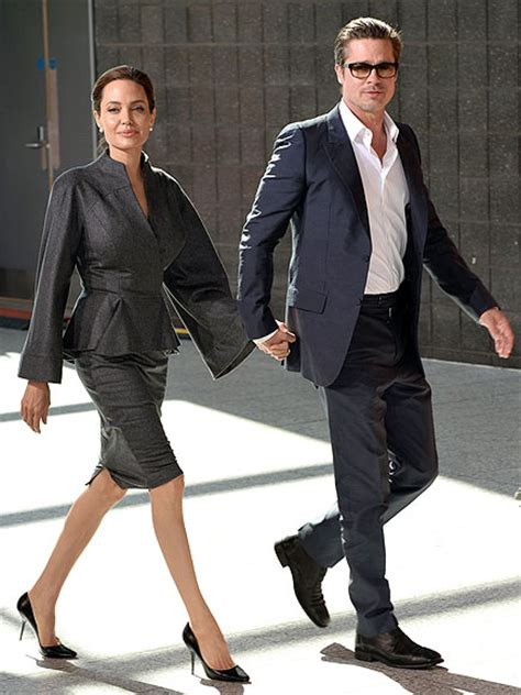 Wedding Album Pitt by And Brad Pitt Wedding Album And Other Top