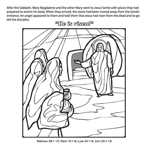 empty tomb coloring pages preschool 38 resurrection coloring pages for preschoolers il