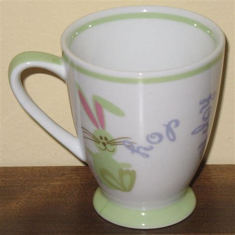 Starbucks Rabbit Mug 41 best easter on ebay images on