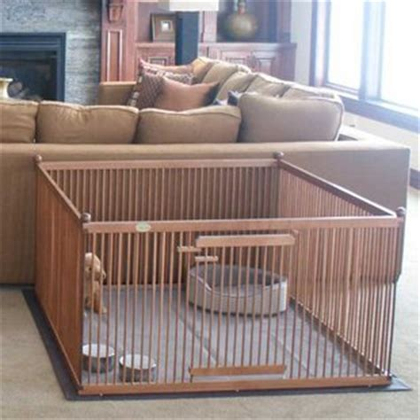 indoor puppy playpen wooden play pen for small dogs dogids