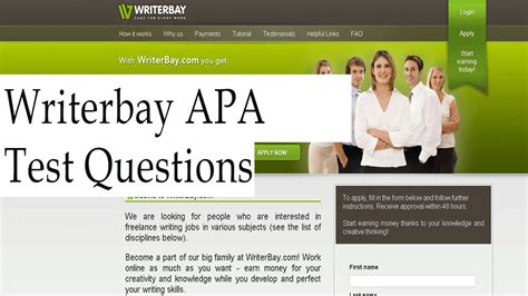 quiz questions youtube writerbay apa test questions youtube