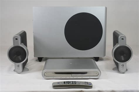 kef audio kit100 5 1 channel home theater system w dvd