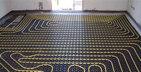 vantaggi riscaldamento a pavimento quali sono i vantaggi di un pavimento radiante