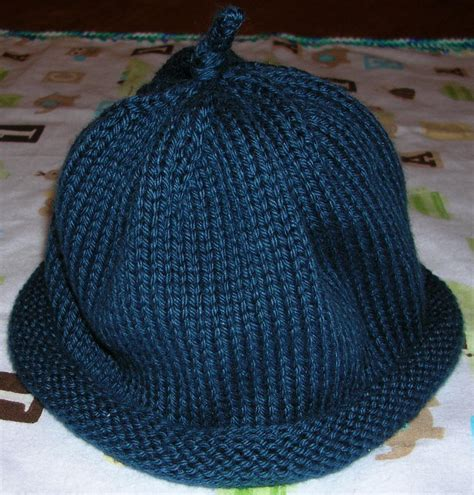 simple baby knits serenity knits simple baby hat pattern