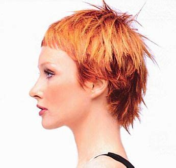thick carrot hairstyles nice carrot style short feminine hairstyles pinterest