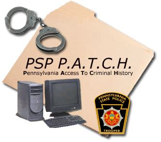 Pa Patch Criminal Record Check Williamsport Bureau Of Home