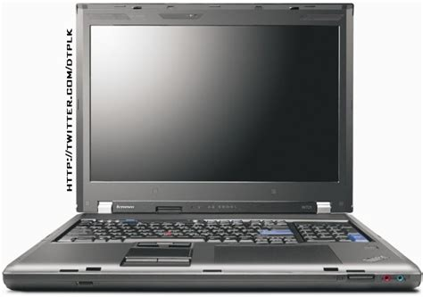 Lenovo Seri A 2010 Windows Administrator Lenovo Thinkpad W701 Series