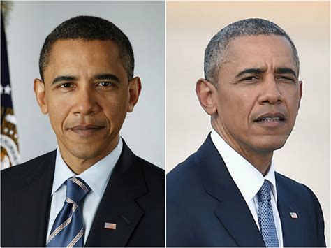 where are the obamas now president obama turns 55 see how he s aged in office