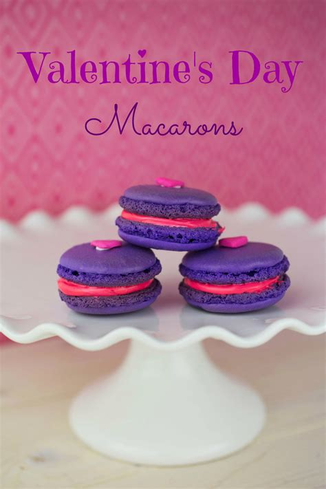 valentines day recipes s day macarons recipe this
