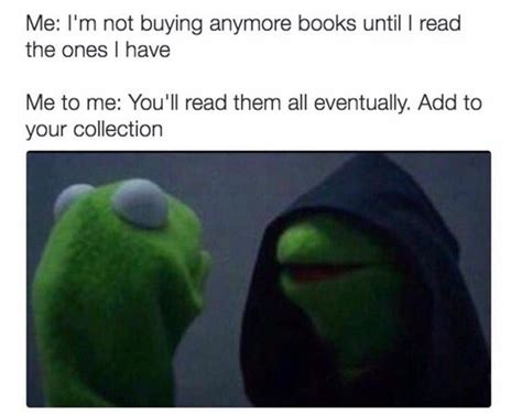 Buy All The Books Meme - 16 hilarious images for bookworms who hate spring cleaning