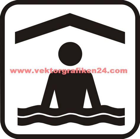 piktogramm schwimmbad piktogramm hallenbad schwimmbad