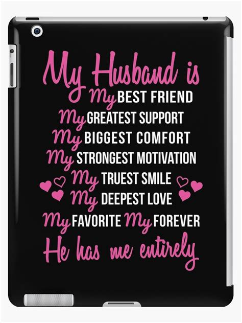 Wedding Anniversary Gift For My by Quot My Husband Is My Best Friend Wedding Anniversary Gift For