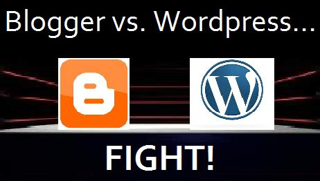 blogger vs wordpress for making money blogger vs wordpress which should you use ask will online
