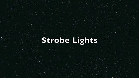deadmau5 ft lights deadmau5 ft ellie goulding strobe lights youtube