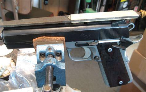 closet gunsmithing tools for tinker handgunners thegunmag the official gun magazine of the