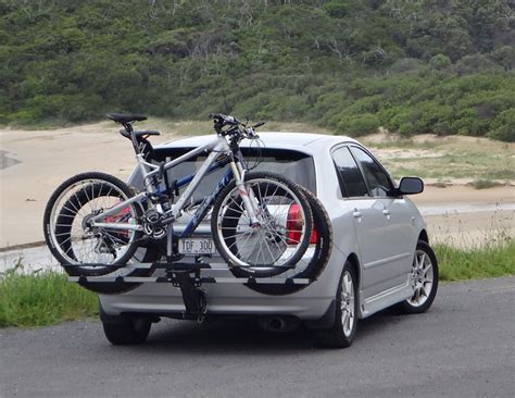 Bike Rack For Toyota Corolla Isi Advanced Bicycle Carrier And Bike Rack Systems