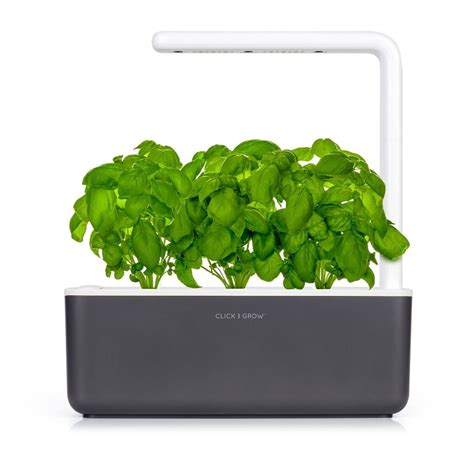 click and grow garden sg 003 bestil click and grow smart garden 3 start kit gr 229