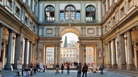 firenze uffici uffizi gallery the oldest museum in florence