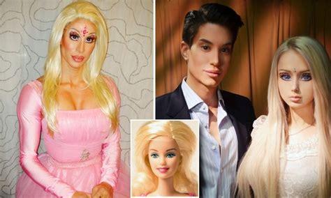 valeria lukyanova and ken rift between real life ken and barbie grows deeper