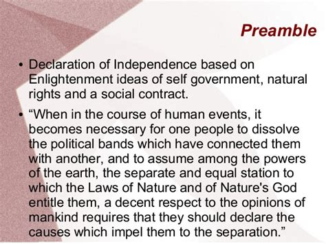 Nature S Pantry Independence by Declaration Of Independence