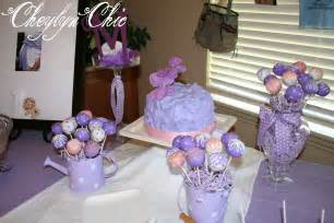 baby shower themes for purple cheylyn chic loving lavender baby shower