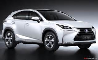 Lexus Compact Crossover Lexus Nf Nx Compact Crossover Concept Revaled 2017