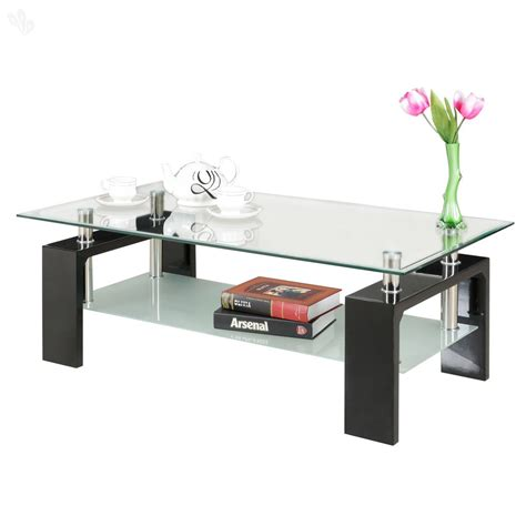 buy royal oak atlas coffee table black and white