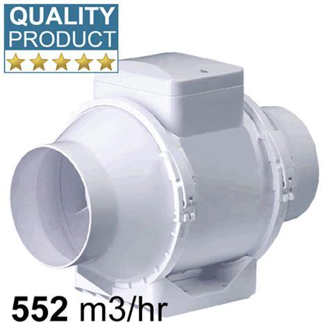in line exhaust fan tt mixflow in line fan 150mm ventilation