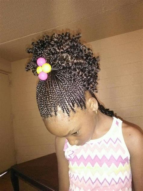images  box braids  kids  pinterest
