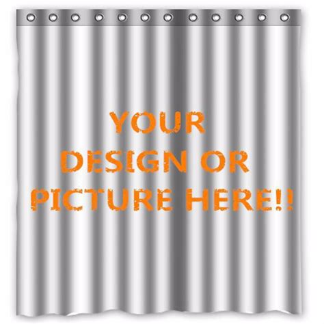 shower curtain free shipping personalized shower curtains custom shower curtain