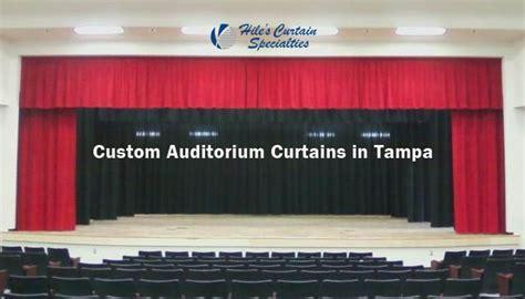 custom stage curtains custom auditorium curtains in ta bay hiles curtains