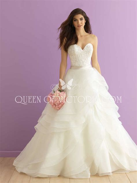 Blush Lace Wedding Dress Plus Size