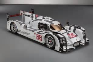 Porsche F1 2015 Porsche 919 9r9 2014 Racecar Engineering