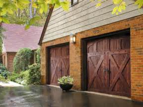 How To Build A Garage Door How To Build Wood Garage Door Beautifully House Design