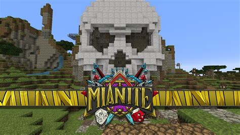 captainsparklez house in mianite minecraft mianite the lare the wizards