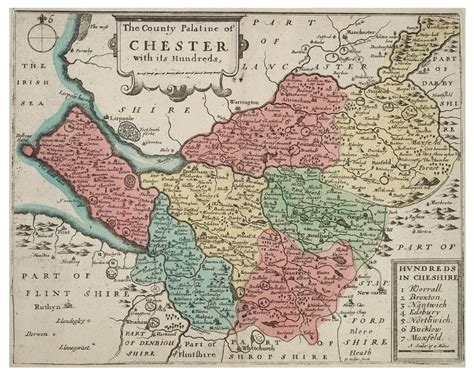 Regional England : Cheshire | Granny Robertson's Cookbook Cheshire