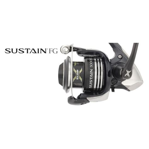 shimano sustain 5000 fg front drag spinning reel world of fishing www bass co za bass