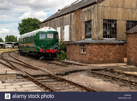Gwr Engine Sheds by Didcot Railway Centre Is A Former Great Western Railway