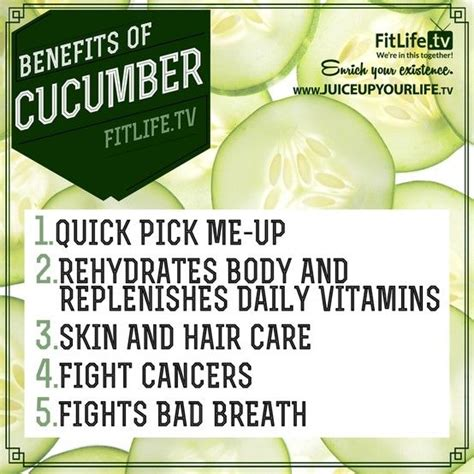 benefits of cucumber benefits of cucumber health and wellness pinterest