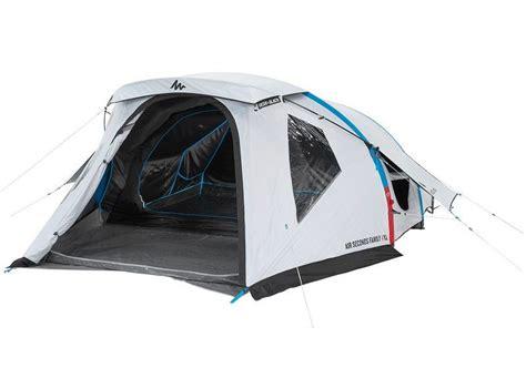 tenda gonfiabile la nuova tenda gonfiabile air seconds di decathlon